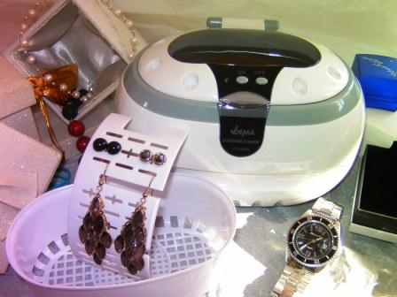 Ultraschallgerät zum Schmuck reinigen
