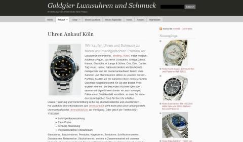 Uhren Ankauf und Verkauf