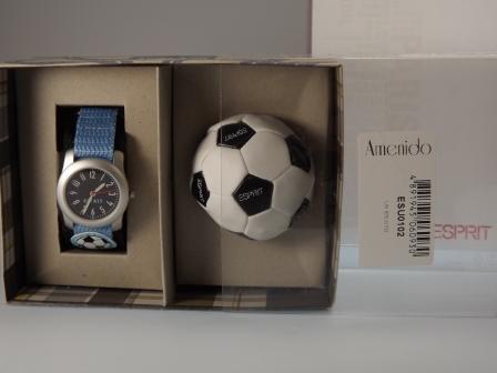 Armbanduhr für Jungen im Geschenkset