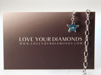 Martitimer Charm Seestern von Love Your Diamonds