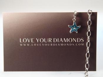 Martitimer Charm Seestern von Love Your Diamonds