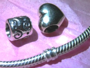 Pandora Armband mit Gewinde