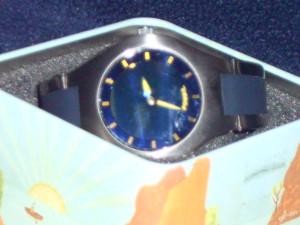 Fossil Armbanduhr Big Tic